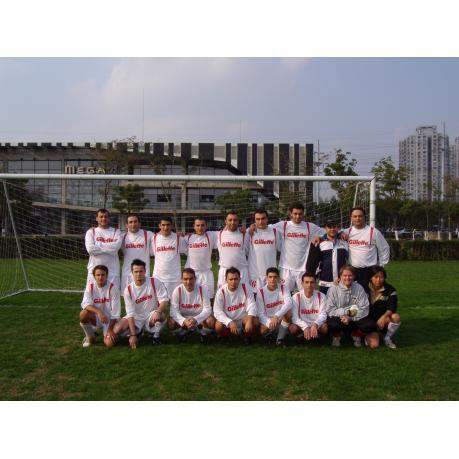 Team Picture of Season 2003