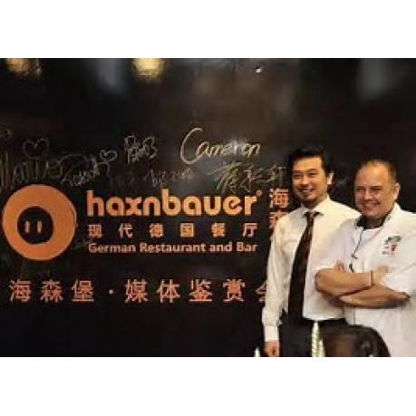 Haxnbauer - The owner You Chun Jiang