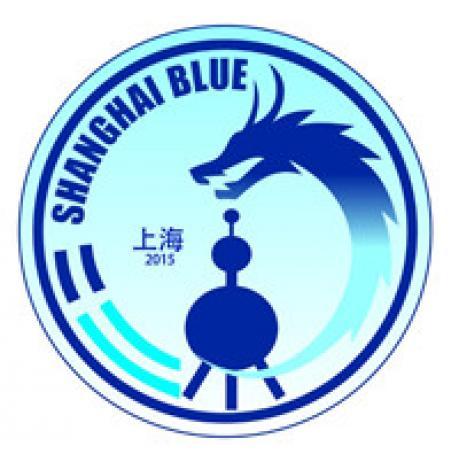 Shanghai Blue (China)