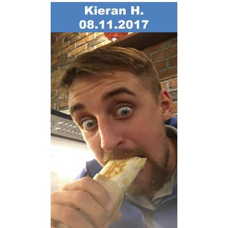 Kieran H. - At Grill and Chill
