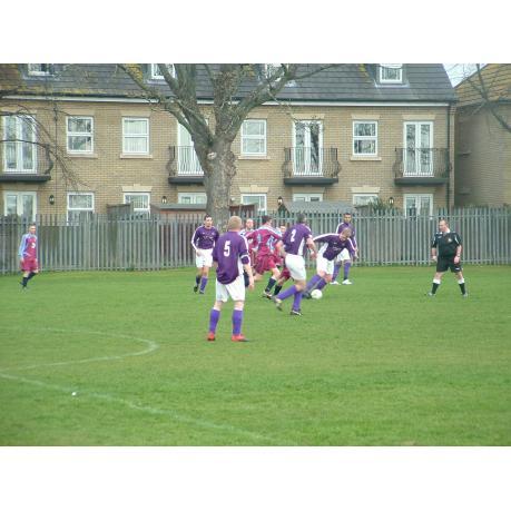 Sandy vs Marston Shelton Rovers 2