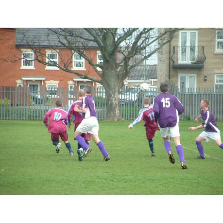 Sandy vs Marston Shelton Rovers 3