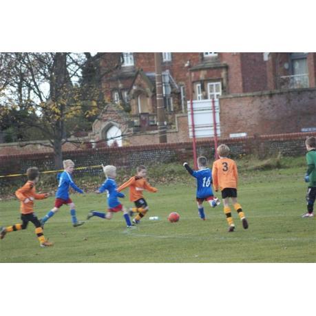 LSA YM v's Kirkham Juniors 5