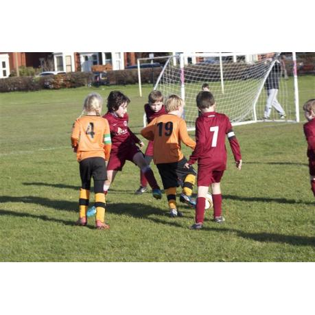 LSA YMCA v's Lytham Juniors 6