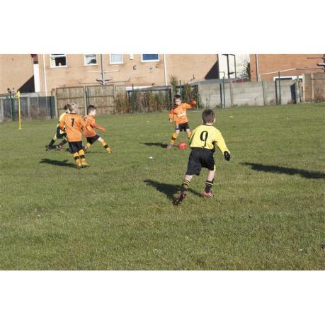 LSA YMCA v's Clifton Rangers 3