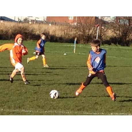 Lytham St Annes YMCA v's AFC Blackpool3