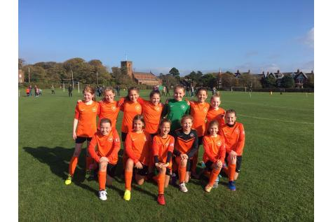 Lytham St Annes YMCA Girls U-14s