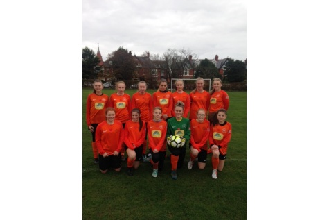 Lytham St Annes YMCA Girls U-15s