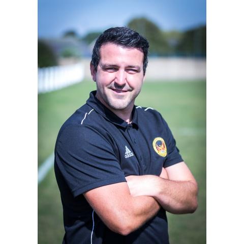 Adam Pilgrim (Player-Coach)