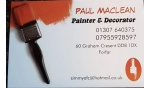 Paul Maclean Painter & Decorator